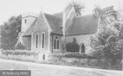 Culham, St Paul's Church c.1960