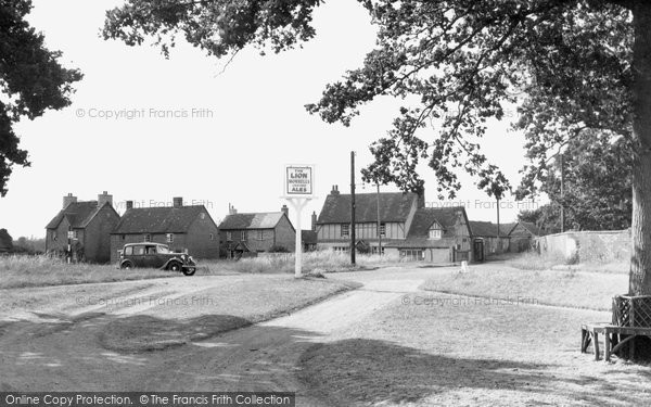 Culham, the Green c1955