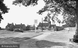 Culham, The Green c.1955