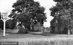 Culham, The Lion c.1955