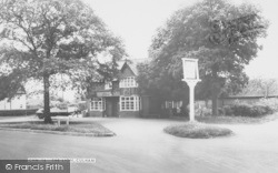 Culham, The Lion c.1965