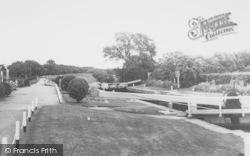 Culham, The Lock c.1965