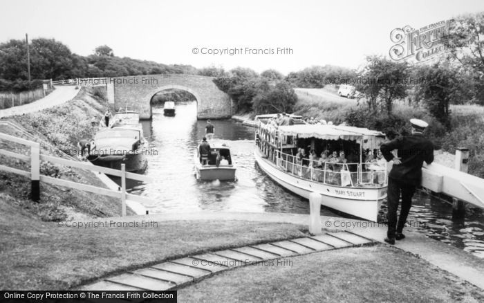 Photo of Culham, The Lock c.1965