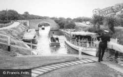 Culham, the Lock c1965