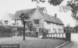 Culham, The Manor House c.1960