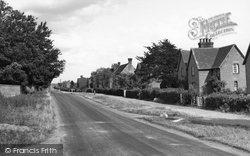 Culham, The Village c.1955