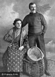 Cullercoats, Fisherfolk c.1905