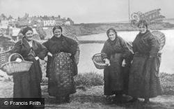 Cullercoats, Fisherwomen c.1910