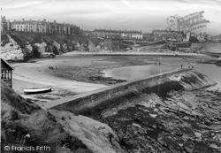 Cullercoats, The Bay c.1955