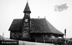 Cullercoats, The Watch House c.1955