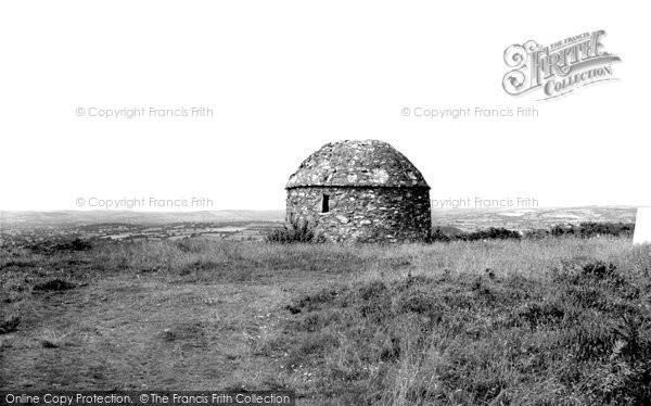 Culmstock, the Beacon c1960
