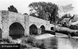 Culmstock, The Bridge c.1960