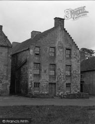 Culross, House With Sundial 1953