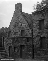 Culross, Little Causeway 1953