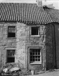 Culross, Old House Next To The Study 1953