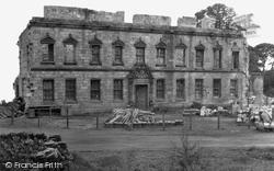 Culross, The Abbey House 1953