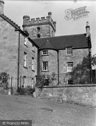 Culross, The Manse 1953