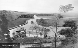 Cumbernauld, Ss 'gypsy Queen' At Craigmarloch c.1910