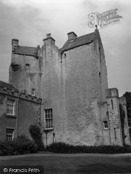 Cupar, Fernie Castle 1957