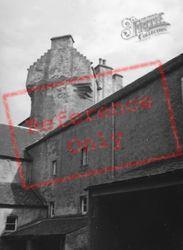 Cupar, Fernie Castle, Watch Chamber 1957