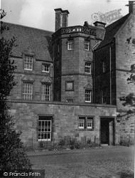 Cupar, Hill House 1953