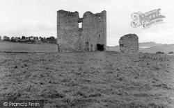 Cupar, Lordscairnie Castle 1953