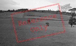 Cupar, Parbroath Castle Ruins 1953
