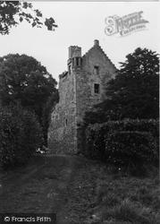 Cupar, Pitcullo Castle 1953