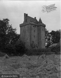 Cupar, Scotstarvit Tower 1953