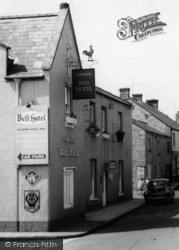 Curry Rivel, Bell Hotel c.1965