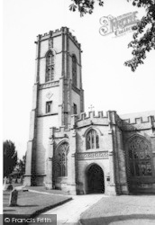 Curry Rivel, The Church c.1960