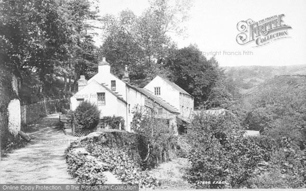 Photo of Cutiau, Glandwr Mill 1896
