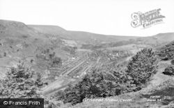 Cwm, General View c.1955