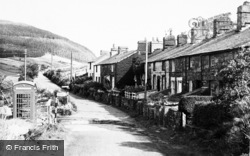 Cwm Penmachno, Carrog Terrace c.1965