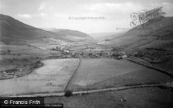 Cwm Penmachno, General View 1956