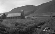 Cwm Penmachno, the Church 1956