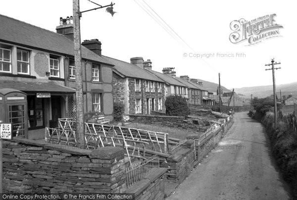 Photo of Cwm Penmachno, The Post Office 1956