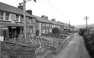 Cwm Penmachno, the Post Office 1956