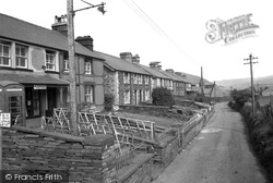 Cwm Penmachno, The Post Office 1956