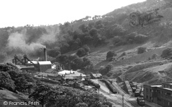 Cwm, The Colliery c.1955