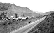 Cwm, the Marine Colliery c1960