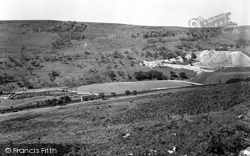 Cwm, The Sports Ground c.1960