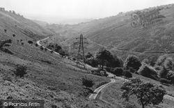 Cwm, The Valley c.1960