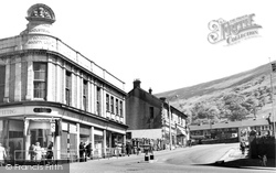 Cwm, Town Centre c.1960