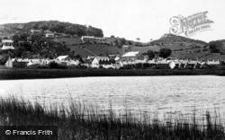 Cwm Y Glo, From Llyn Bogelyn c.1960