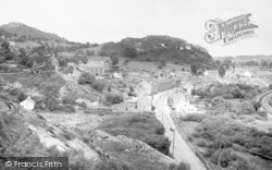 Cwm Y Glo, From The Rocks c.1960
