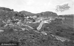 Cwm Y Glo, General View c.1955