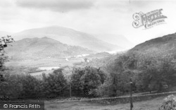 Cwm Y Glo, General View c.1960