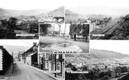 Cwmaman, Composite c1960
