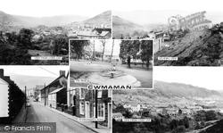 Cwmaman, Composite c.1960